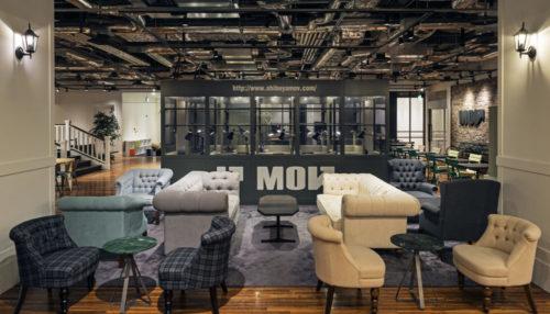 「Creative Lounge MOV」について