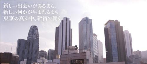 「HAPON SHINJUKU」の立地