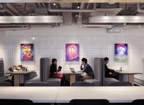 「andwork shibuya(アンドワーク渋谷)」の設備やサービス、料金プラン