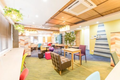 「Connect-Lounge神田」について