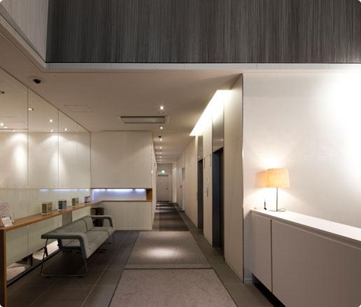 「クロスオフィス渋谷シェアオフィス」のコンセプト