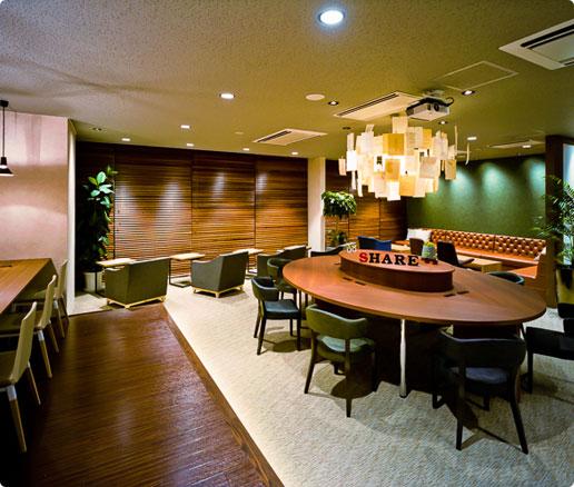 クロスオフィス渋谷シェアオフィス