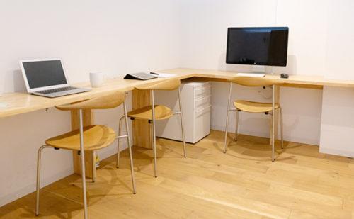 「シェアオフィス FUSION_N」の設備やサービス、料金プラン