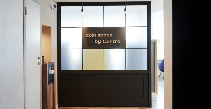 Coin Space by Centro