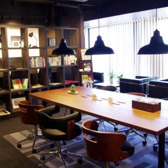 勉強カフェ 日本橋茅場町スタジオ