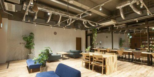 「Startup Garage」の立地
