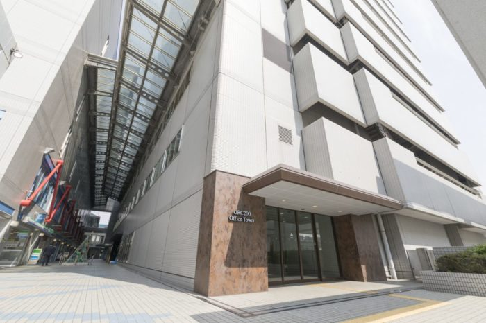 「BIZcomfort(ビズコンフォート)大阪ベイタワー」の立地
