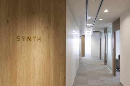 「レンタルオフィス SYNTH」について