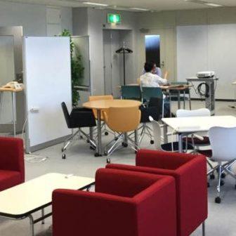 福井県産業情報センター コワーキングスペース