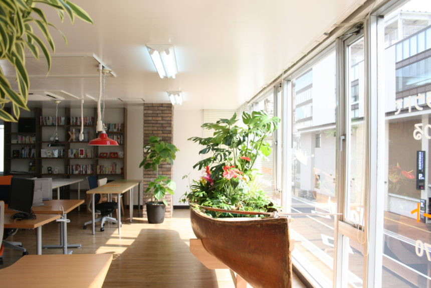 CoWorking Space ToStart