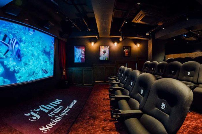 映画館付きシェアハウス「FILMS和光」
