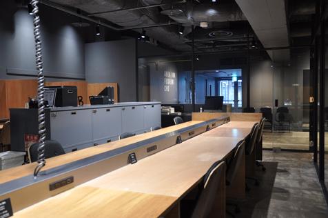 「Ha-Lappa Coworking Space」について