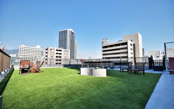 「BIZ SHARE 神戸」の立地