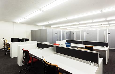 「Creative Office Dexi」の設備やサービス、料金プラン