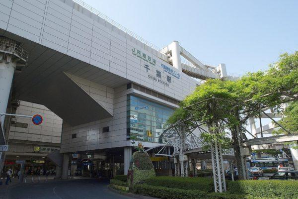「BIZcomfort(ビズコンフォート)千葉駅前」の立地