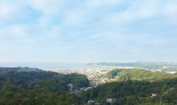 「鎌倉・旅する仕事場 御成オフィス」の立地