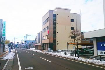 「co-ba hanamaki(コーバ 花巻)」の立地