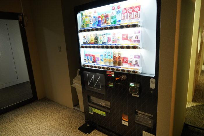 WA仕様の自販機の写真