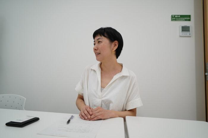 生活クラブ生活協同組合・東京の脇田千鶴さん