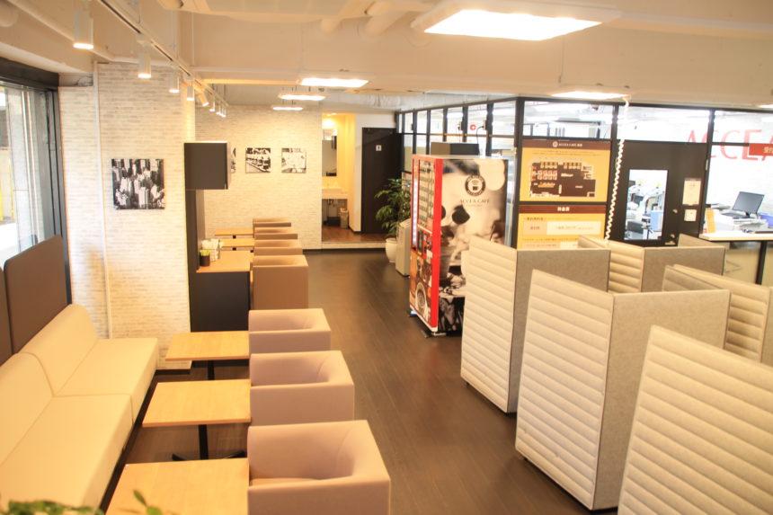 ACCEA CAFE(アクセアカフェ)新大阪駅前店