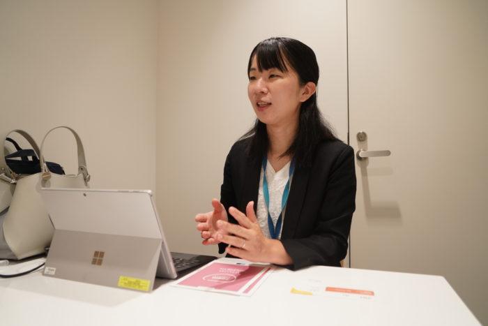 東京地下鉄株式会社 企業価値創造部の桶田麻衣子さん