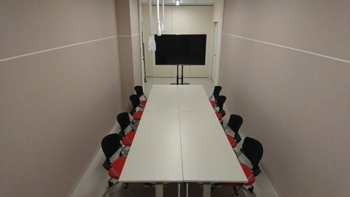 「びぷれす イノベーションスタジオ」の立地