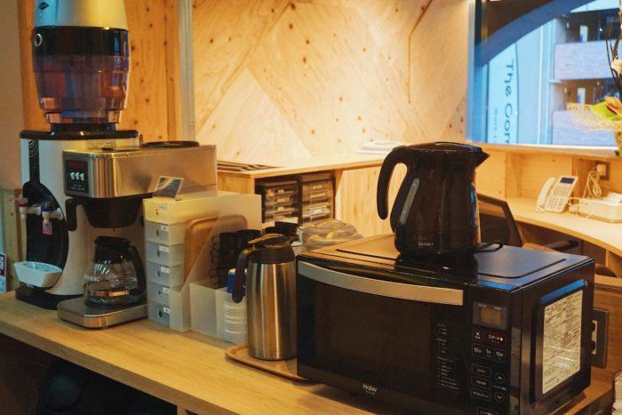 「The Company 熊本」の設備やサービス、料金プラン