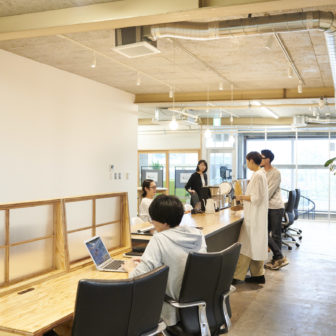 「COWORKING SPACE SYNERGY」の立地