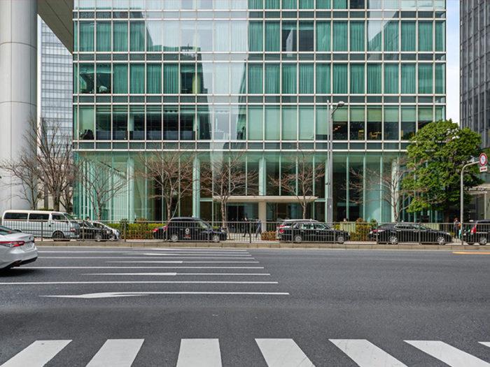 「リージャス 丸の内パシフィックセンチュリープレイスビジネスセンター」の立地