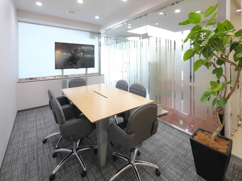 「リージャス 仙台花京院ビジネスセンター」の設備やサービス、料金プラン