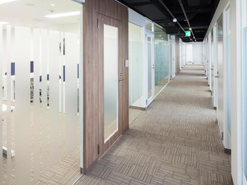 「リージャス 札幌大通ビジネスセンター」のコンセプト