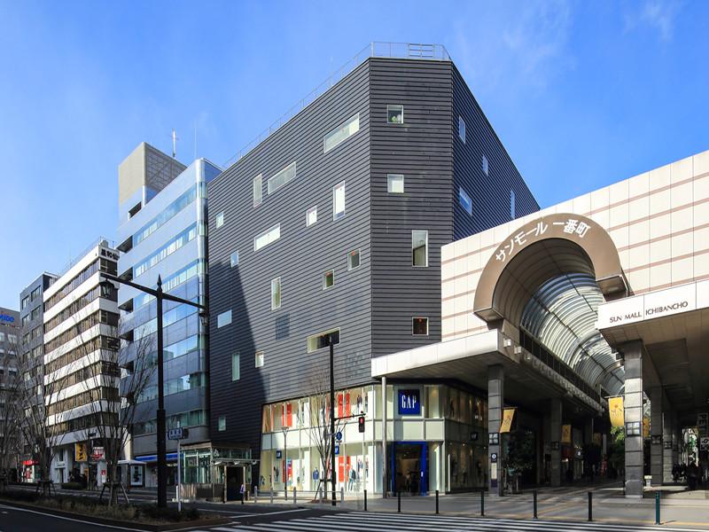 「リージャスクラックス仙台ビジネスセンター」の立地
