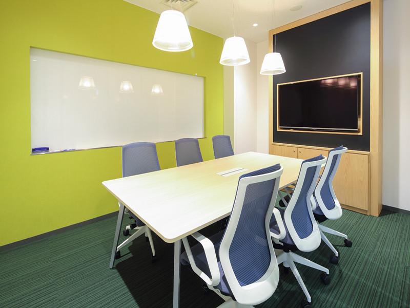 「リージャスクラックス仙台ビジネスセンター」の設備やサービス、料金プラン