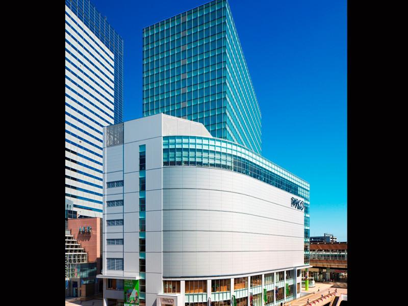 「リージャス 仙台マークワンビジネスセンター」の立地