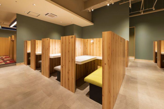 「Remo Cafe(リモカフェ) 本八幡店」の立地