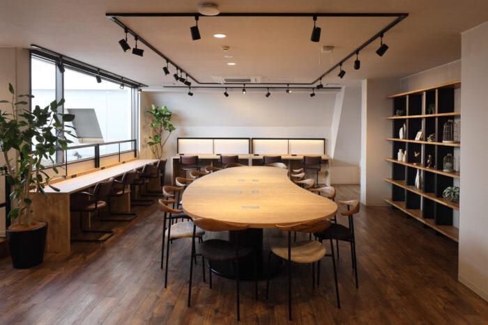 「伊藤佑クリエイトセンター大阪本町 シェアオフィス・コワーキングスペース」のコンセプト