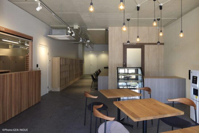 「TENT成瀬コワーキングスペース&シェアキッチン」の立地