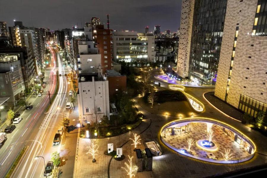 「BIZcomfort東新宿」の立地